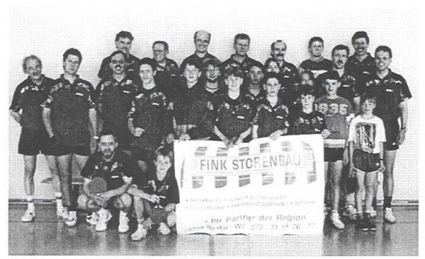 TTC Toggenburg im Mai 1994.